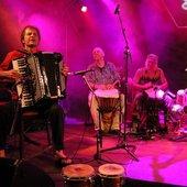 Peter Horcher (Argile accordionist)