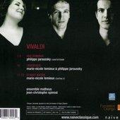 Marie-Nicole Lemieux, Philippe Jaroussky, Etc.; Jean-Christophe Spinosi: Ensemble Matheus