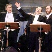José Carreras, Luciano Pavarotti & Plácido Domingo