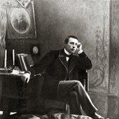 Sergei Rachmaninoff
