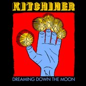 Dreaming Down the Moon EP Cover