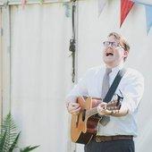 Daniel performing in 2013
