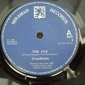 CRUCIFIXION  - The Fox [Single] (1980)