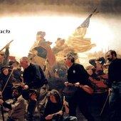 Na'Bodach with Gen. Washington - 1776