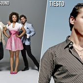 Tiësto and Sneaky Sound System