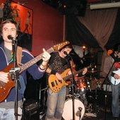 Greg Gibbs with The Lizards of Seitan