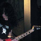 Trey at Metalfest Tour 2008 in Stuttgart/Germany