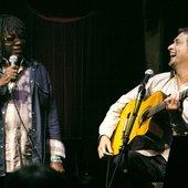 Milton Nascimento com Zé Renato