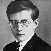 Shostakovich in 1925