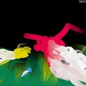 Pintura hecha por Joaquin Martel sobre el tema Bichos