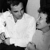 Charles Aznavour - Edith Piaf