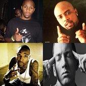 Nate Dogg, Eminem, Obie Trice & Bobby Creekwater