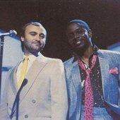Philip Bailey & Phil Collins