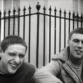 Shaun Ryder and Bez, 1986