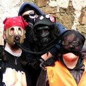 Czech pornogoregrind band SHEMALE