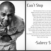 Sabrey - Cant Stop
