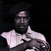 Ike Quebec during his Complete Blue Note 45 Sessions, Englewood Cliffs NJ, September 25 1960 (photo by Francis Wolff)