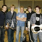 McFly and Roger Daltrey