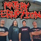 Artery Eruption - Hate, Rape, Mutilate