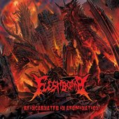 Fleshbomb - Reincarnated In Abomination (2014)