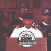 Professor Griff and the Last Asiatic Disciples