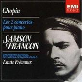 Samson Francois, Louis Fremaux & Orchestre National de l'Opera de Monte-Carlo