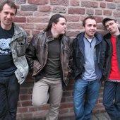 CZAQU 2010 pod ścianą :)