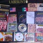 GRUPO LABERINTO DE CD. OBREGON SONORA MEX. BY DISCOS MUSART _GRANDES JOYAS_de_MARCOCHALINO LEON Y SALVADOR LEON ETERNAMENTE LABERINTO FAN*S desde IRAPUATO GTO. MEX.