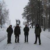 Afonia (Russian) - Siberia, Winter 2009