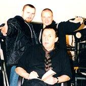 Yaro with Michal Urbaniak & Liroy (New York 1996)