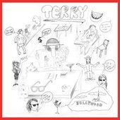 "Terry - Talk About Terry 7"", Cover"