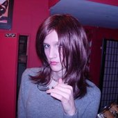 neil in drag ;o
