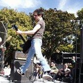Dolores Park, SF, 6/4/2000