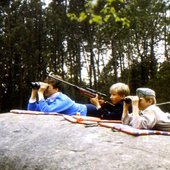 Varg with friends