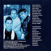 Blue Planet 1997: Dhafer Youssef, Lenny Mac Dowell, Hakim Ludim