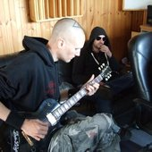 SIX and Rvrnd Prck adding guitars on 2///18/// (April 2010)... LMN