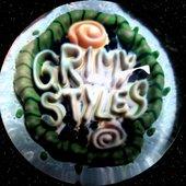 Grimy Cake