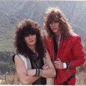 Odin Jeff and Randy