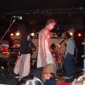 At Middle East in Cambridge, March 2007 - with SC3
