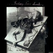 ... Today, I'm Dead. - The Anatomy Of Melancholy - 1999 - cover
