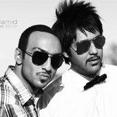Khashayar & Hamid