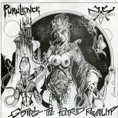 Purulence - Going to the Putrid Reality - front cover