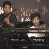 "\""Sunset Jazz\"" Live with \""PHINISI\"" Jazz Band."