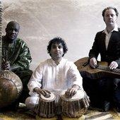Mamadou Diabate, Bobby Singh & Jeff Lang