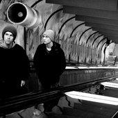 Keramick & Lobo: Digital White Promo Picture by Elina Himanen