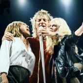 Tina Turner, Rod Stewart and Kim Carnes