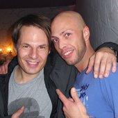 Boris&Me  1o jahre DiscoDeluxe Nightfly SZB 2o.11.2o1o