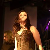 Vicky at Fused Festival, Gloucester. Photo copyright R J Forster