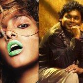 A.R. Rahman & M.I.A.