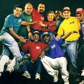 Equipe Furacão 2000, circa 1994.